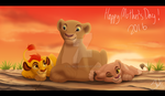 A Day with Mom - Mother's Day 2016 by TC-96