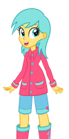Equestria Girls: Raindrops by TheCheeseburger