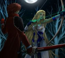 Genesis and Minerva by Insant