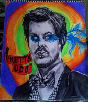 Spencer Smith by Panicatthedisco7