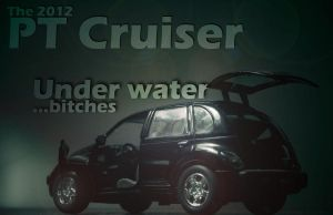 2012 PT Cruiser spoof by ksouth