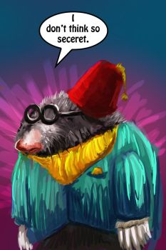 morocco mole by munkierevolution