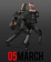 March of Robots 05 by yongs
