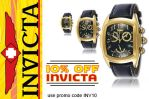 Invicta Watch Ad by webgentry