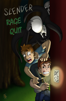 Rage Quit: Slender by Sound-Resonance