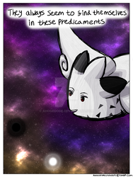 PMD: Monochrome Crusaders Prologue [Page 11] by AhogeDoge