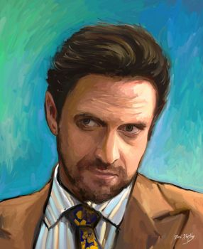 Raul Esparza by Lucival