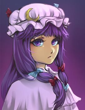 Patchouli 2 by Suguro