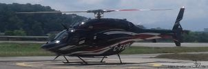 Helicopter 20180315 _ BELL 429 by K4nK4n