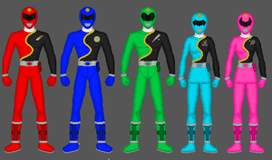 Request: Power Rangers Sports Academy by Soluna17