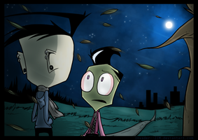 'Welcome Home' by Invader--ZIM