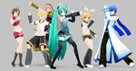 [VIDEO IS UP] Insanely Epic Final Pose by mikumikuiki