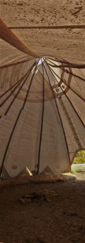 Tipi Panorama by tudybeck