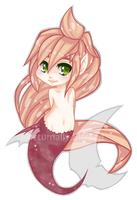 .: Merman Nathanial :. by Nocturnally-Blessed