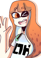 Female Inkling by Morondo