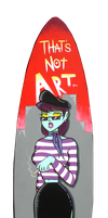 That's Not Art by DLNorton