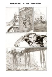 Adventure Comics Preview pg 9 by manapul