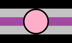 Aspec Fictosexual / Fictonsexual by Pride-Flags