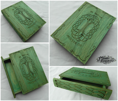 BOOK OF YGGDRASIL (box) by MassoGeppetto
