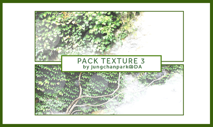 [SHARE] PACK TEXTURE 3 by jungchanpark by justblackssi