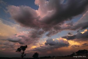 Stormy Colours by CapturingTheNight