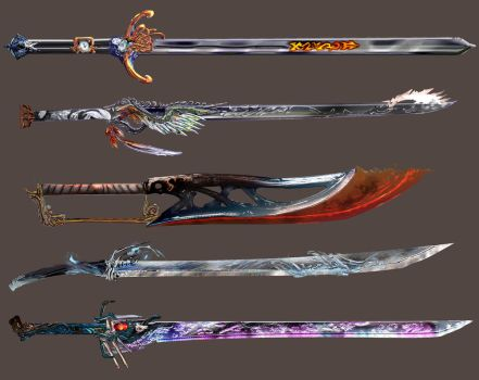 Weaponry 574 finished by Random223