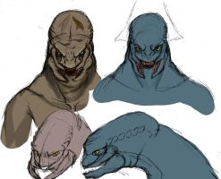 Sangheili Busters by Dracontar