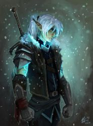Fenris! by MonsieArts