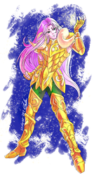 Aries Mu: Stardust by eERIechan