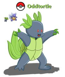 Oddtortle by CobaltWinterborn