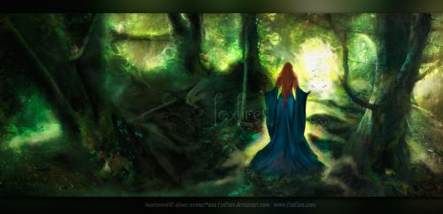 Heartwood by Foxfires