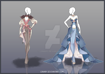 [Open] Design adopt_65-66 by Lonary
