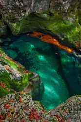 Mostnica - Narrow Passage by AndreasResch