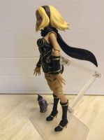 Gravity Daze 2 - Kat Figure by DazzyADeviant