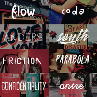 special fonts pack by porcelain by ItsPorcelain