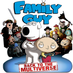 Family Guy: Back To The Multiverse v4 by POOTERMAN