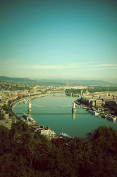 Budapest - City of Water by Shadowelve