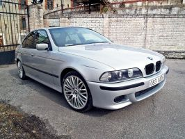 e39 diesel by ShadowPhotography