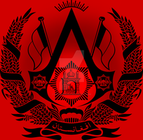 Afghan Assassin Symbol by MehranPersia