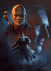 The Strain - WIP by randis