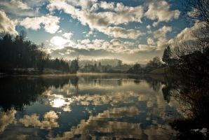 When the Sun Come After Rain by d1kobraz