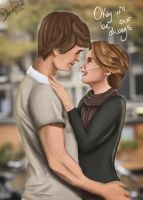 Augustus and Hazel by Danieh