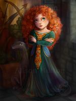 iPad: Merida by Alene