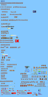 MLSS Diddy Kong Sprites Sheet by PxlCobit