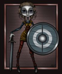 Lagertha by abou3