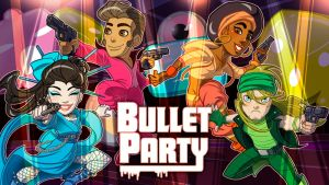 Bullet Party by ClaudiaCangini