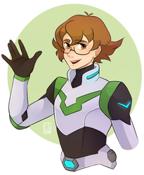 [Voltron] - Pidge Gunderson by Chyche