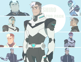 Takashi Shirogane Png Pack by kuroofan23