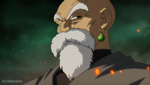 Roshi Black by RenanFNA