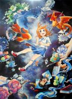 my only universe by tama-lynn